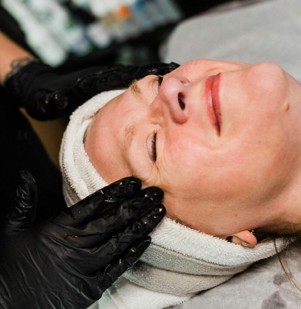 Kissed Peach Wax Saloon Waukee Iowa Skincare Services and Facials