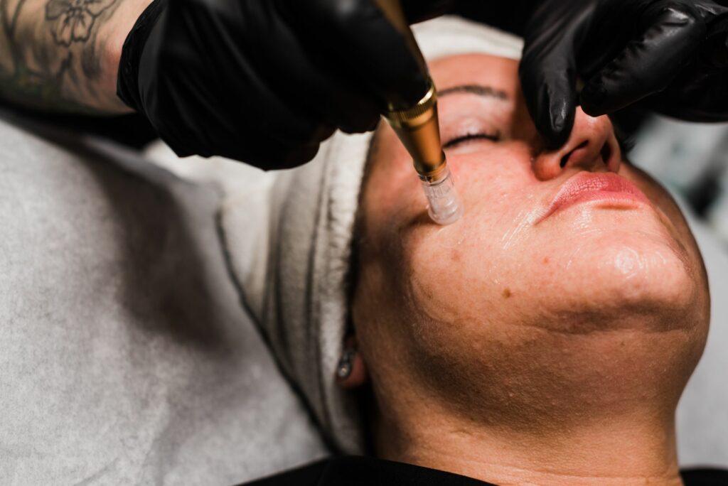 Kissed Peach Wax Saloon Waukee Iowa Skincare Waxing and Microneedling