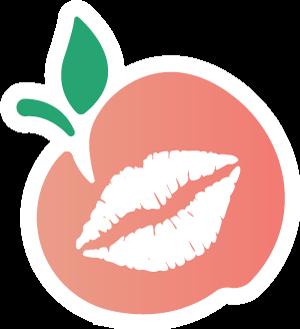 Kissed Peach Wax Saloon